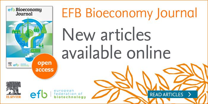 EFB Bioeconomy Journal Banner