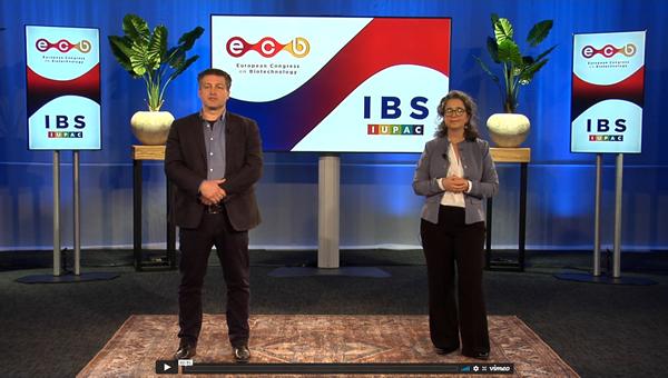European Congress on Biotechnology - IBS Congress - Video