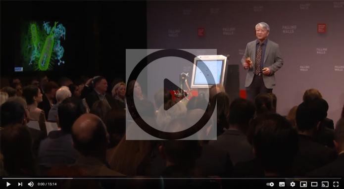 European Congress on Biotechnology - Sang Yup Lee - Video