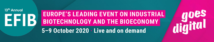 EFIB - European Forum for Industrial Biotechnology - Banner