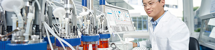 Eppendorf - Free live webinar about Gene Therapy Products – From Upstream Bioprocess Development to Commercial Manufacturing - Banner