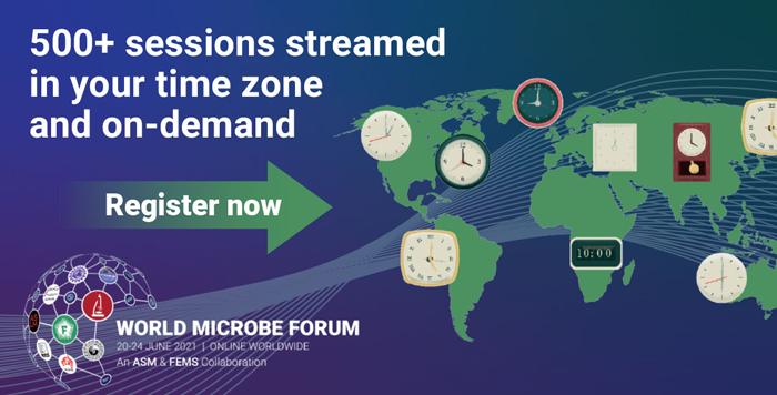 FEMS - World Microbe Forum