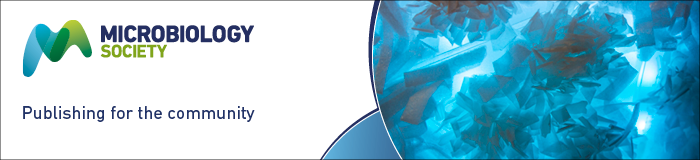 Microbiology Society - Promotional Banner - Annual Conference Online 2021 – A view from Twitter