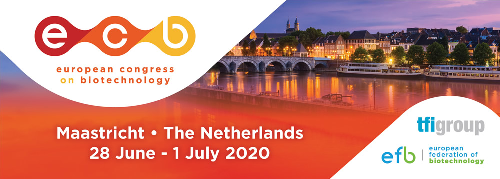 Save the dates for ECB2020 - 28 June 2020, Maastricht. The Netherlands