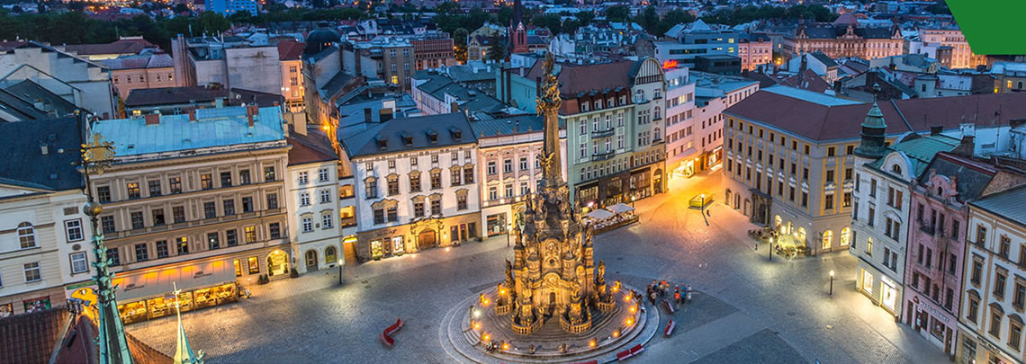 Green for Good V - 10 - 13 June 2019, Olomouc. Czech Republic