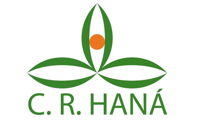 Centre of the Region Hana logo