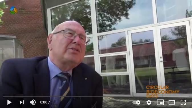 Video of Christian Patermann explaining the Bioeconomy concept